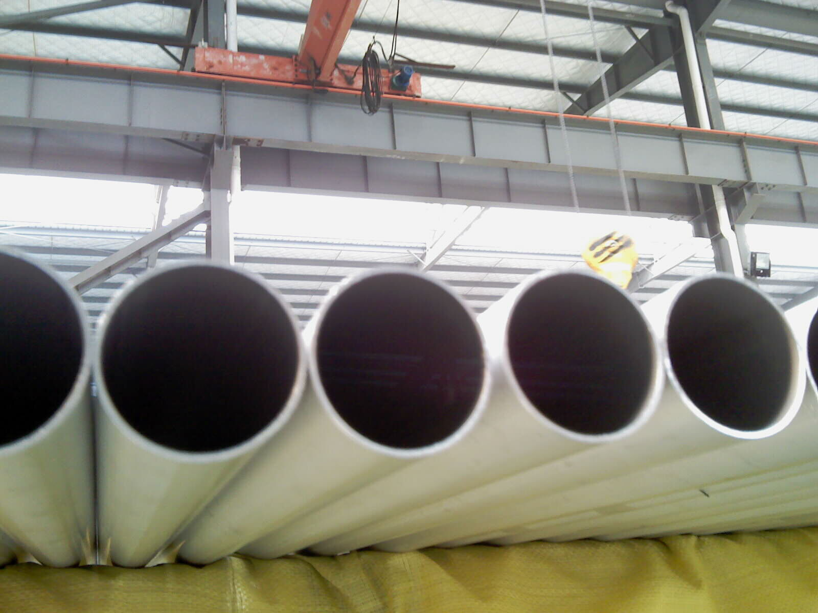 ASTM A270 food grade stainless steel pipe