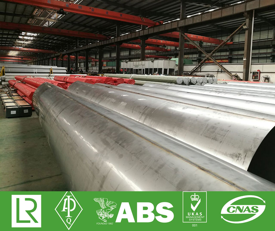 2B Finish AISI 304 ERW Welded Stainless Steel Pipe