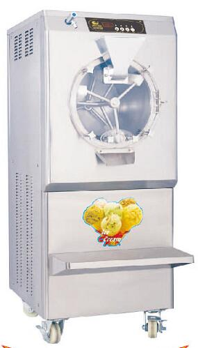 10L Hard Ice Cream Machine/High expansion rate of ice cream machine