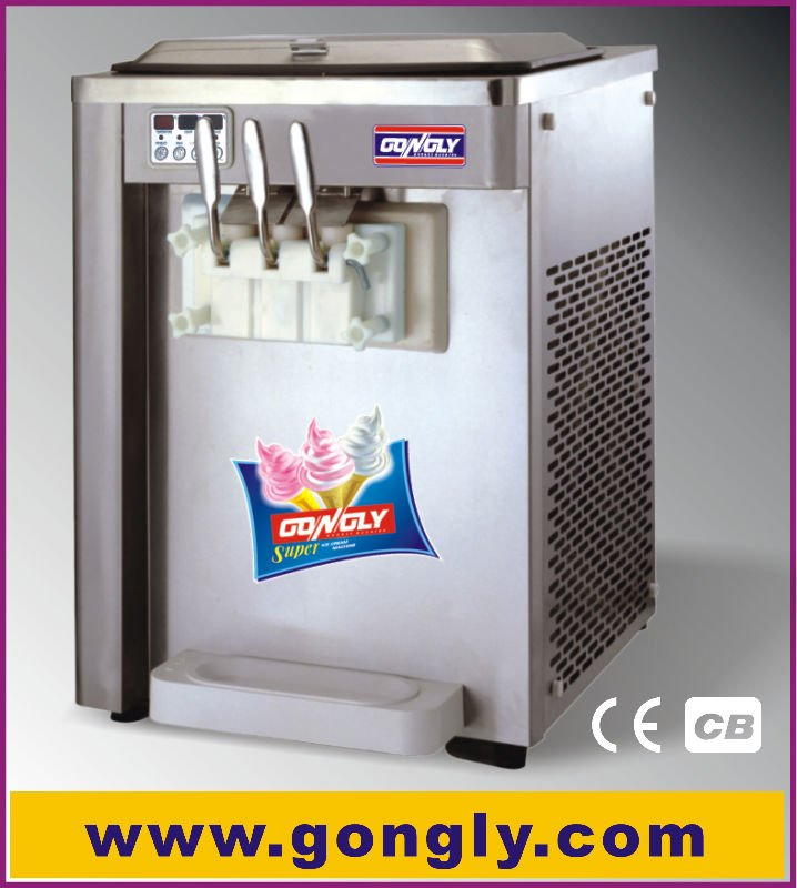 CE certification fashion mini home ice cream machine