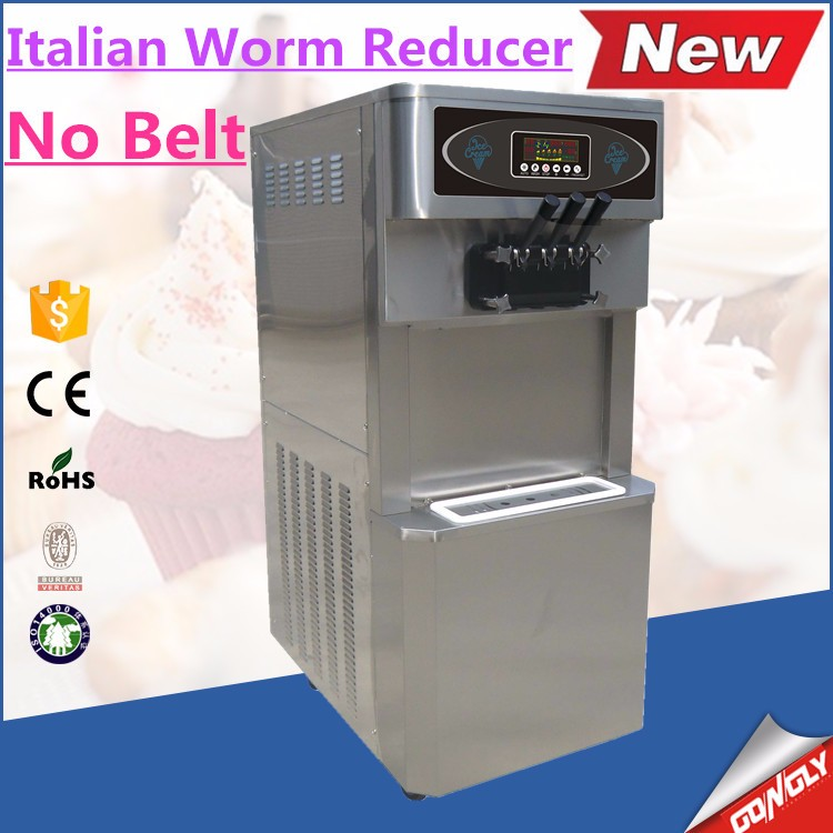 food machine stainless steel ice cream machine