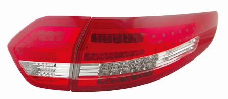 Renault fluence tail lamp