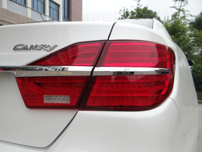 Toyota Camry tail lamp