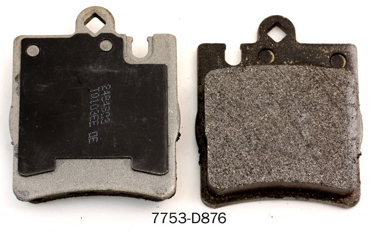 Auto mobile parts 0024205220 brake pad for Mercedes-BENZ CLK CLS C series E series G series S series GL series brake pad manufacturer