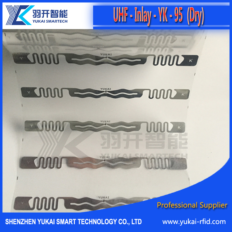 RFID  Inlay    Dry/Wet/Paper  Label