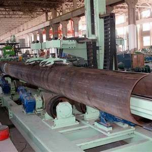 ASME B36.10 LSAW Pipe, 30 Inch, 12 Meters, Beveled Ends