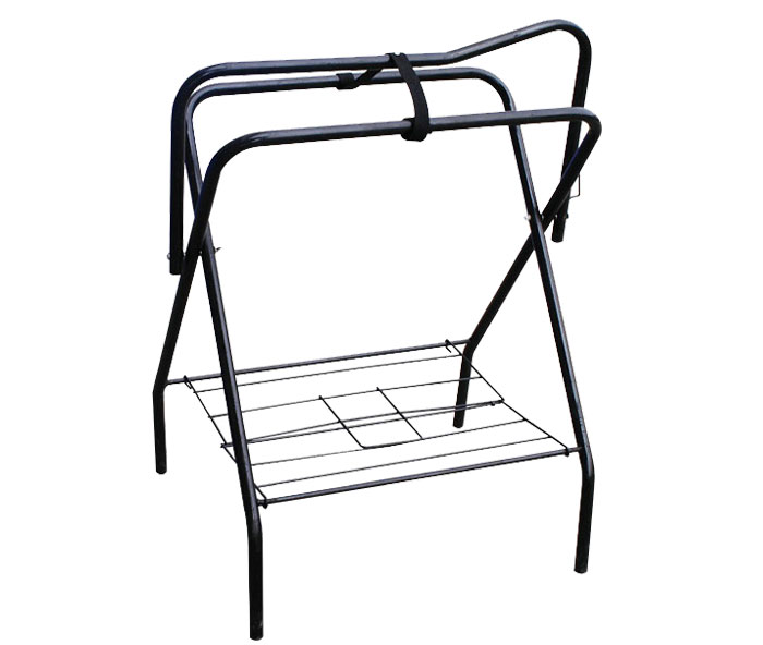 Folding Floor-type Saddle Rack&Horse Equipment