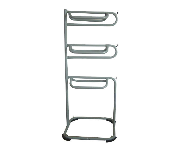 Blanket Rack Metal Saddle Rack