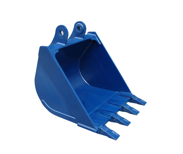 Big Volume Excavator Bucket For Excavator Parts