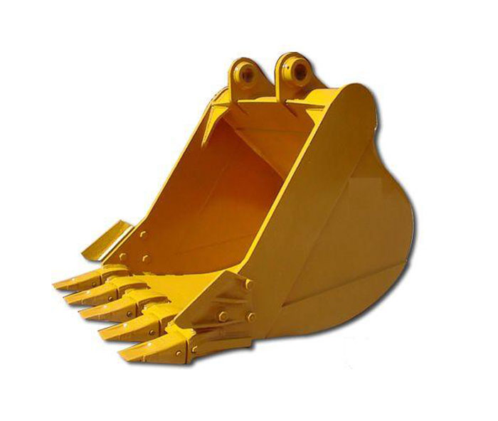 Large Digging Bucket For Excavator Parts