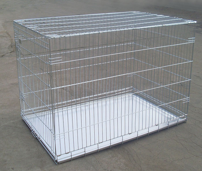 The Small Model Dog  mesh Cage House