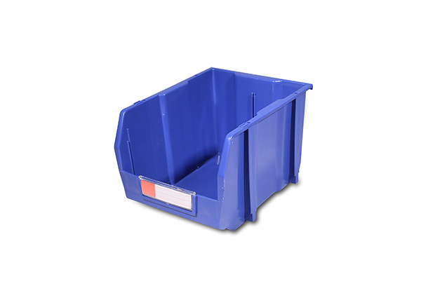 Plastic stackable and hangable bins manufacturer