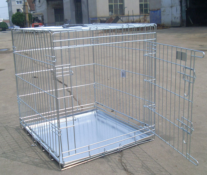 Pet Product  Metal  Wire Mesh Dog Cage Wholesale