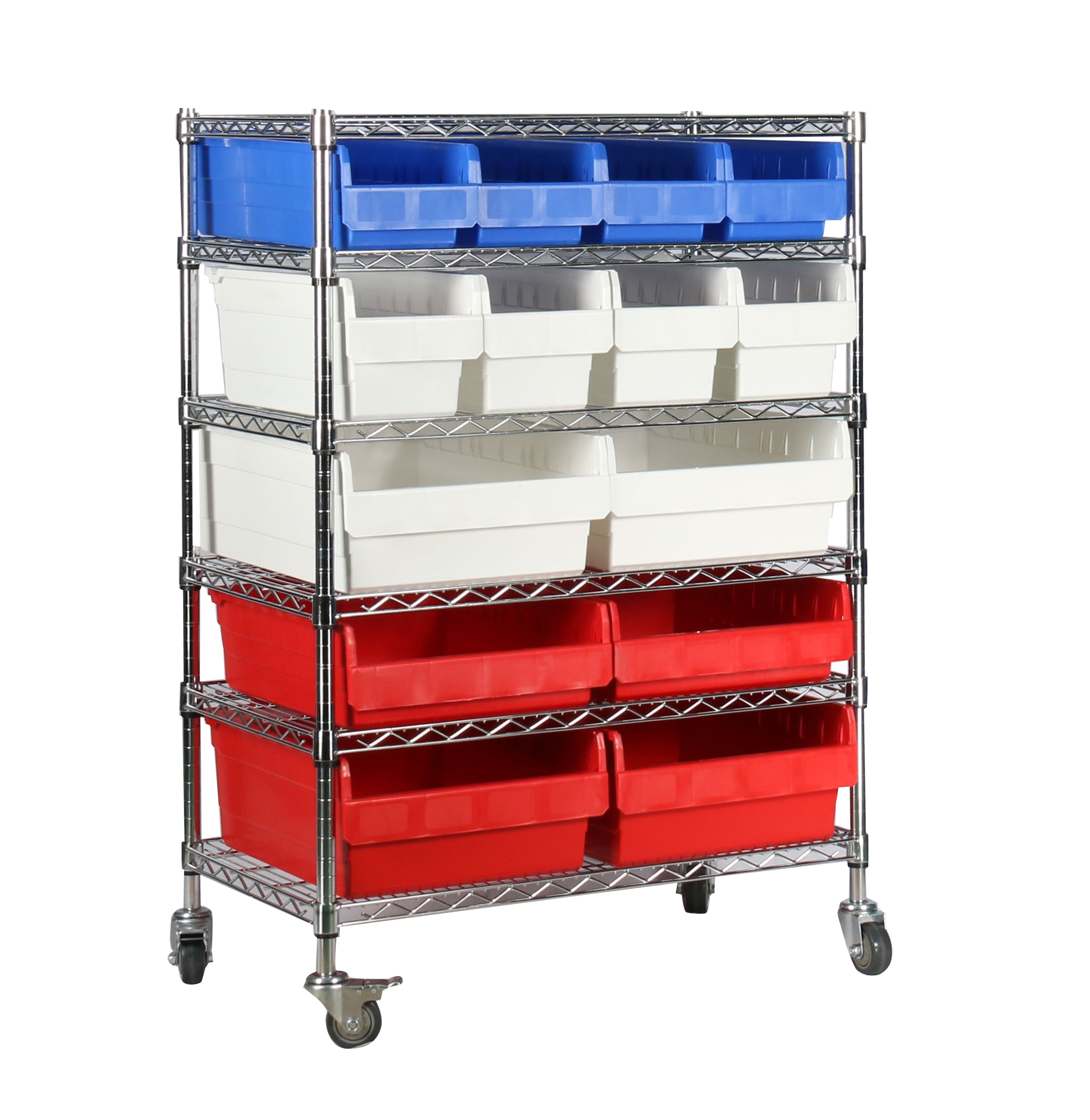 Pharmacy and healthcare storage solution for hospital