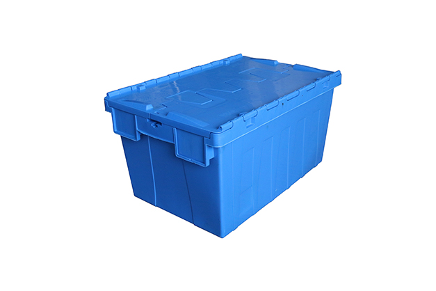 Huge capacity moving plastic storage containers