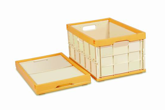 Collapsible storage box/ totes/ crates/ containers