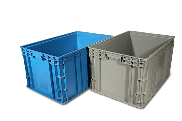 Stackable Euro container of high quality