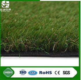 Uv resistent waterproof lead free 4tones 40mm landscape artificial grass wall with CE SGS ROHS