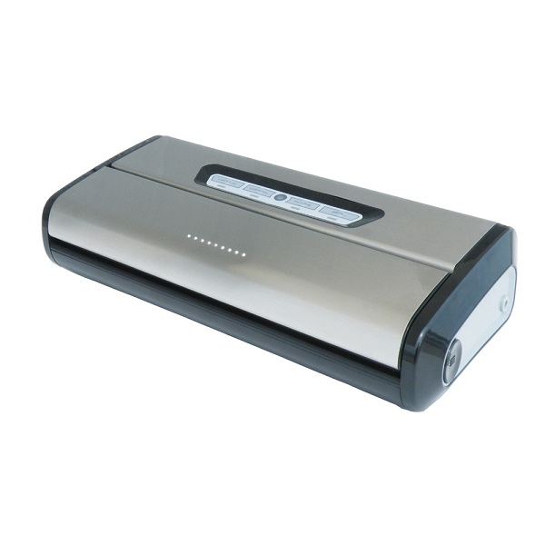 Stainless Steel Classic Vacuum Sealer VS100S Black