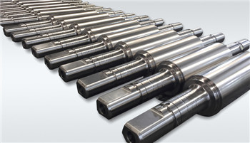 high speed steel rolls for bar rolling mills and cold strip mills