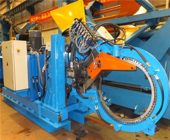 bundling machine for steel bar and steel coil/wire bundling machine supplier