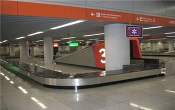 best quality horizontal carousel airport equipment manufacturer