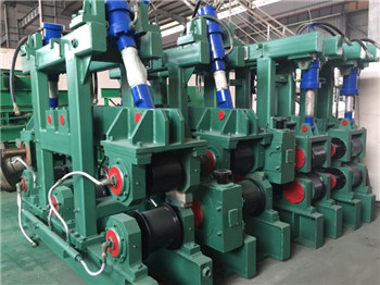 straighten and withdraw machine for equipment of CCM/straightener For con-casting