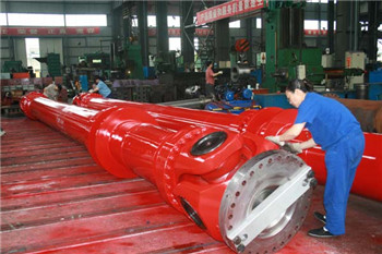 Industrial Cardan shaft coupling spindle for rolling mill