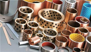 oilless bearing/ sliding bearings/self-lubricating bearings/copper bushes/oil-less copper brushes supplier/manufacturer