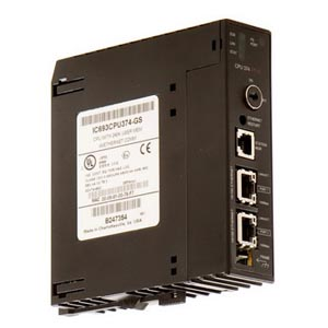 IC697CMM742 Programmable Control Products TCP/IP Ethernet Communications for the Series 90 PLC