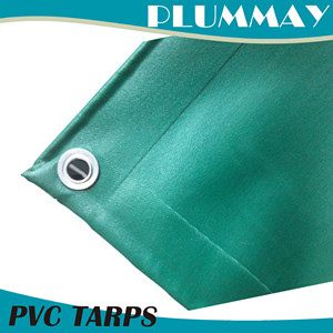 FR resistant PVC Coated tarpaulin Fabric for truck