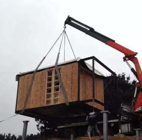 Professional Mobile House Manufacturer-HL Steel Structure
