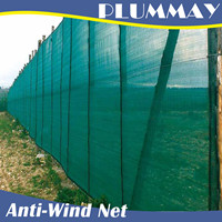 Hdpe Green Wind Break Wall anti-wind Net/windbreaker Net