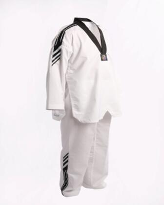 high quality custom color cotton/ployester taekwondo poomsae uniform with WTF approved