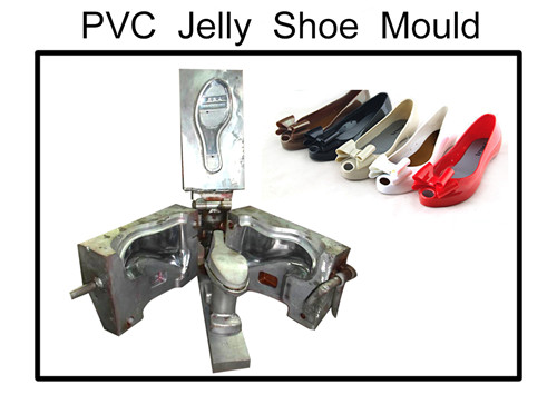 pvc jelly crystal shoe mould