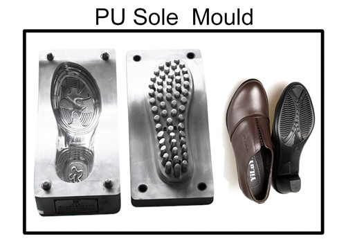 pu dip sandal shoe mould