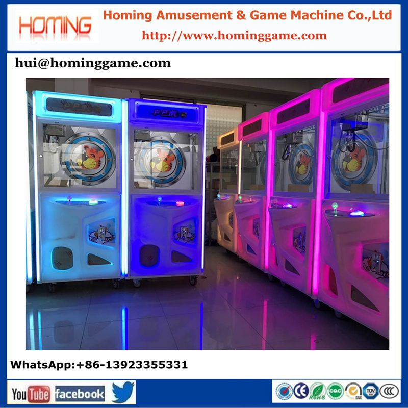 Toy story-kids coin operated pusher arcade game toys vending machine/catcher machine/crane claw