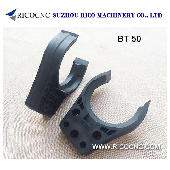 BT50 Tool Gripper Clips CNC Tool Forks for Umbrella Type Automatic Tool Changer