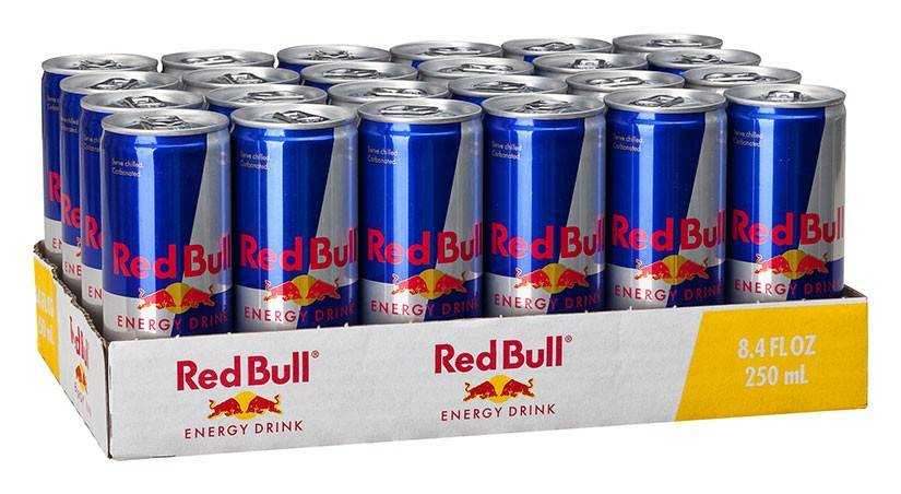 CHEAP RED BULL ENERGY DRINK 250 ML