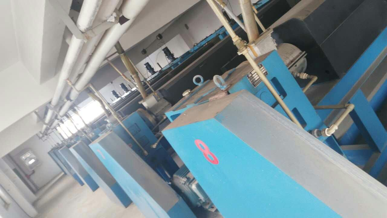 Polypropylene FDY spinning production line