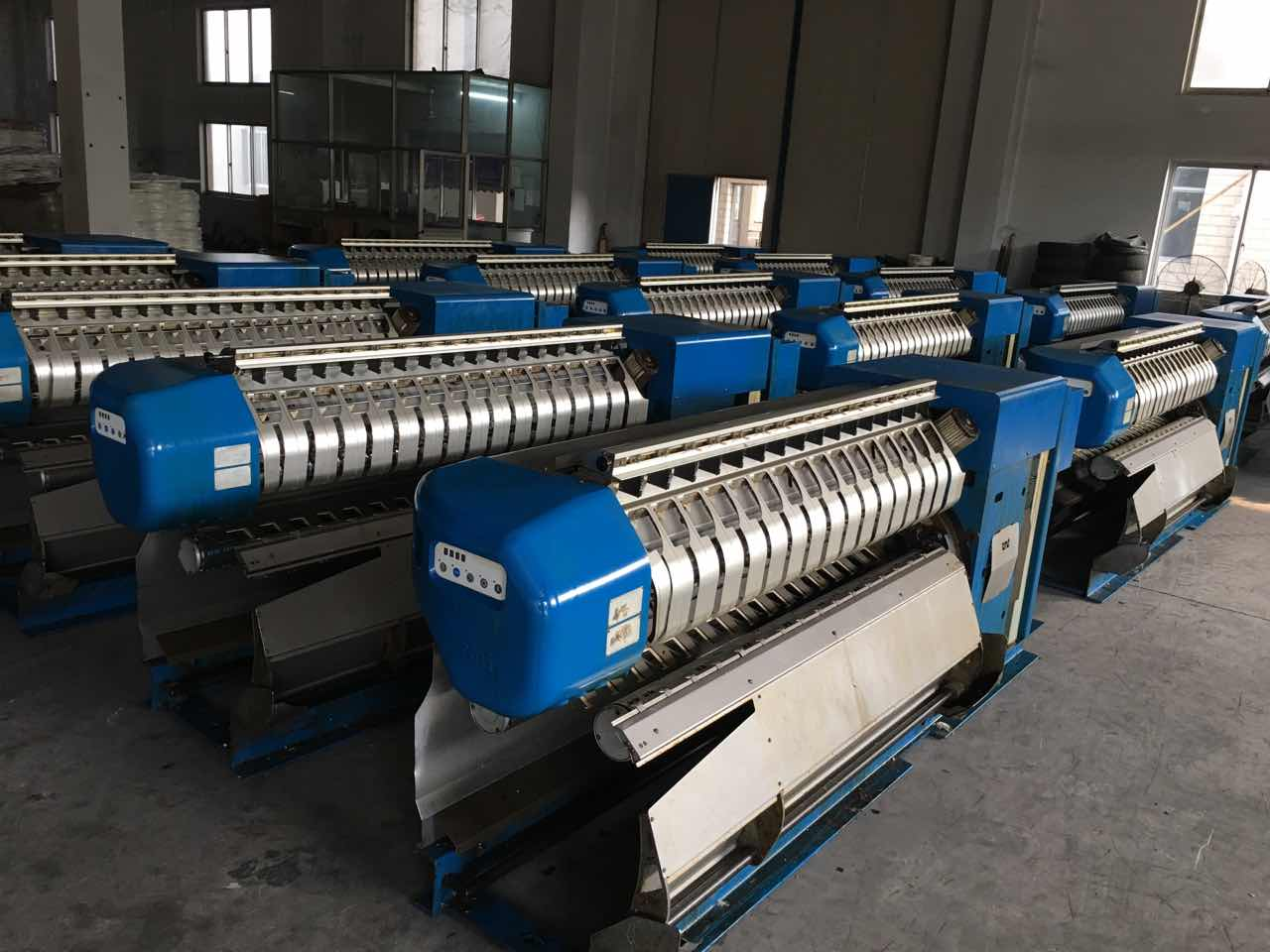 Used POY and FDY spinning production line