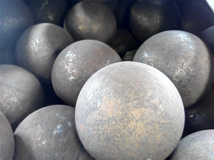 High hardness alloy steel forged balls price Brazil --Huamin