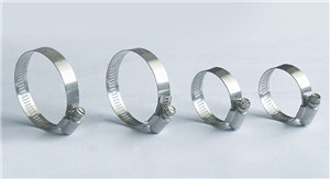 American stainless steel hose clamp suppliers/manufacturers