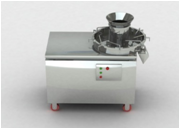 ZL Series Wet Process Rotating Granulator