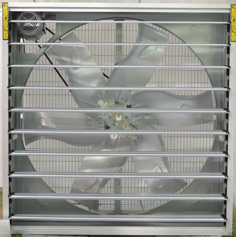 Good Quality centrifugal shutter system exhaust poultry fan/Chicken House/Greenhouse