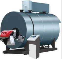 High quality horiontal auto gas-burning/oil burning heating machine