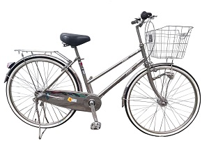 26 Japanese stainless lady bicycle 3 speed bike stainless bicycle pama bicycle fullbetter bike