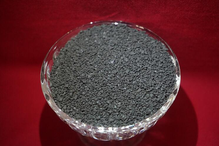 Manganese Sand/ MnO2 Sand/Manganese granule for water treatment