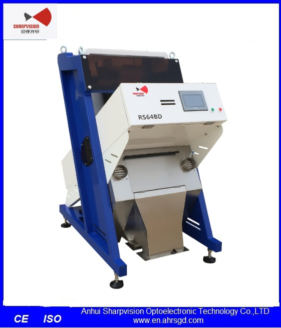 CCD Camera Seeds Sorting machine for seeds Cleaning or Selecting
