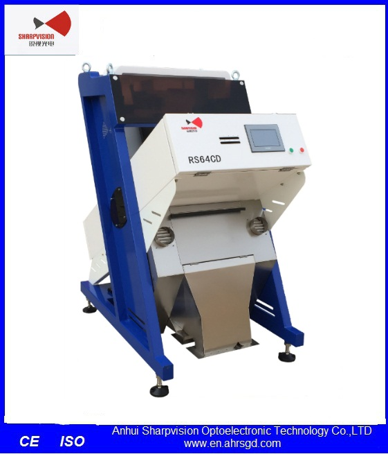 Color Sorting Machine for Sesame/Peanut or  Agriculture Food Cleaning RS64BD-Z